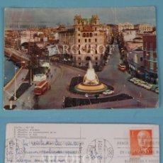 Postales: ANTIGUA POSTAL - Nº 33 - CEUTA - EL REVELLÍN - ATARDECER - LIB. GENERAL - R. GONZÁLEZ. Lote 225211612