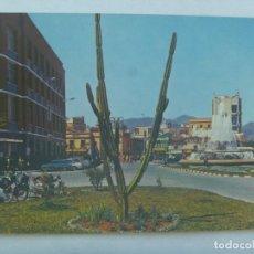 Postales: POSTAL DE CEUTA : PLAZA GENERAL GALERA . AÑOS 60. Lote 225619123