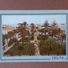 Postales: POSTAL 6 FOTO ALCÁZAR. PLAZA DE ÁFRICA. CEUTA. 1990. SIN CIRCULAR.. Lote 226362815
