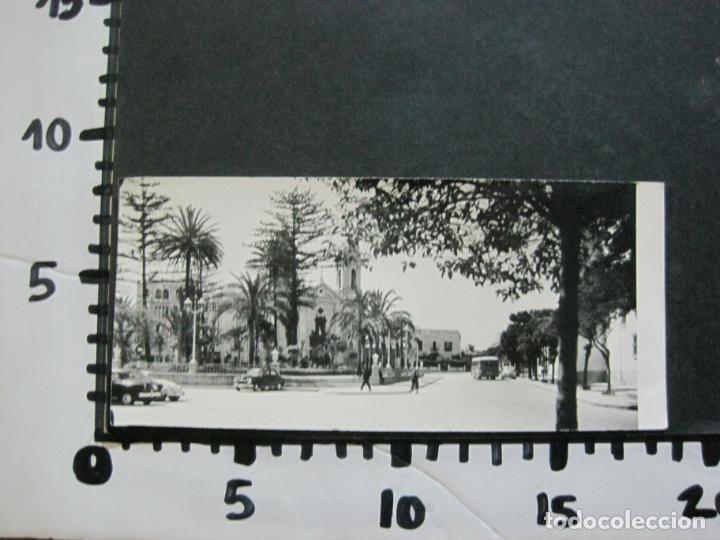 Postales: CEUTA-VISTA DE LA PLAZA DE AFRICA Y LA CATEDRAL-FOTO RUBIO-POSTAL ANTIGUA-(K-1273) - Foto 4 - 228960530