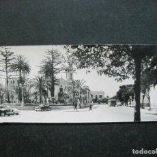 Postales: CEUTA-VISTA DE LA PLAZA DE AFRICA Y LA CATEDRAL-FOTO RUBIO-POSTAL ANTIGUA-(K-1273). Lote 228960530