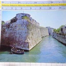 Cartes Postales: POSTAL DE CEUTA. AÑO 1970. VISTA DEL FOSO. 10 AGUILAR. 1588. Lote 230288030