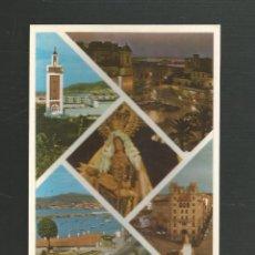 Cartes Postales: POSTAL SIN CIRCULAR - CEUTA 84 - VARIOS ASPECTOS - EDITA LIBRERIA GENERAL. Lote 231235635