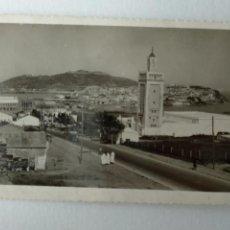 Cartes Postales: CEUTA. UNA VISTA HERMOSA. FOTO RUBIO.. Lote 233822840