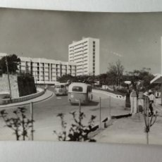 Cartoline: CEUTA. FOTO CASA RUBIO. GASOLINERA ATLAS, AUTOBUSES... Lote 233826185