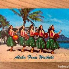 Postales: PEDRO CHICOTE PERICO CHICOTE POSTAL HAWAI BAR VICENTINO CEUTA. Lote 234944420