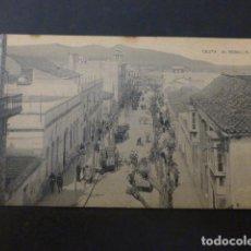Postales: CEUTA EL REBELLIN. Lote 236075175