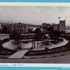 Cartes Postales: SIDI IFNI. PLAZA DE ESPAÑA, IGLESIA. CIRCULADA CON SELLO EN 1960.. Lote 239382690