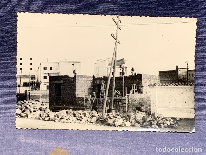 FOTOGRAFIA CONSTRUCCIONN VIVIENDA EDIFICIO CASA CEUTA FOT GUERRERO POSTAL (Postales - España - Ceuta Moderna (desde 1940))