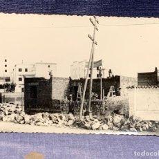 Postales: FOTOGRAFIA CONSTRUCCIONN VIVIENDA EDIFICIO CASA CEUTA FOT GUERRERO POSTAL. Lote 239836530