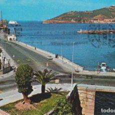 Cartes Postales: CEUTA, RAMPA DEL MUELLE DE ESPAÑA - EDIC.LIB. GENERAL Nº 79 - EDITADA EN 1969 - CIRCULADA. Lote 242156465