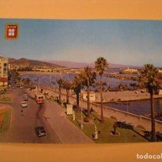Postales: POSTAL DE CEUTA. VISTA PARCIAL. ED. ESCUDO DE ORO, FISA. ESCRITA.. Lote 242381735