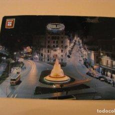Postales: POSTAL DE CEUTA. PLAZA GENERAL GALERA. ED. ESCUDO DE ORO, FISA. CIRCULADA.. Lote 242382110