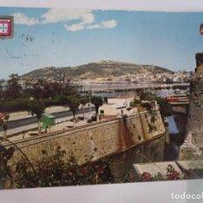 Postales: ANTIGUA POSTAL CPSM, CEUTA , VISTA PARCIAL, VER FOTOS. Lote 242844120