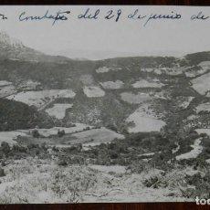 Postales: FOTO POSTAL DEL FOTOGRAFO ANGEL RUBIO, CEUTA, ESCRITA EN 1916, NO CIRCULADA.. Lote 243796905