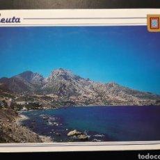 "Postales: POSTAL DE. CEUTA. LA""MUJER MUERTA"".. Lote 244499385"