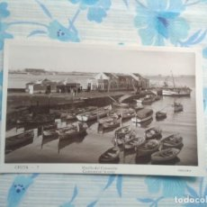 Postales: ANTIGUA POSTAL FOTOGRAFIA MUELLE DEL COMERCIO , GUILERA. Lote 244673290