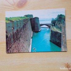 Cartoline: POSTAL MURALLAS PORTUGUESAS EL FOSO - AÑOS 70 - SIN CIRCULAR. Lote 245727590