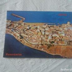 Cartoline: POSTAL CIUDAD DE CEUTA. PANORÁMICA. SIN CIRCULAR.. Lote 252112720