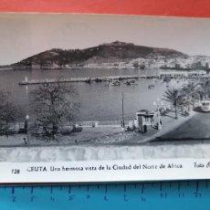 Cartoline: CEUTA ( AUTOBUS DE LA EPOCA ) - FOTO RUBIO ( CIRCULADA ) / ( NOV2021CONF). Lote 252740410