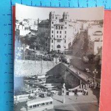 Cartoline: CEUTA ( AUTOBUS DE LA EPOCA ) - FOTO RUBIO ( CIRCULADA ) / ( NOV2021CONF). Lote 252740670