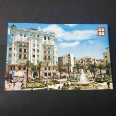 Postales: POSTAL DE CEUTA -PLAZA DE LOS REYES - BONITAS VISTAS - LA DE LA FOTO VER TODAS MIS POSTALES. Lote 252749760