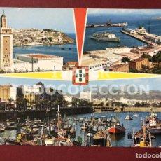Postales: POSTAL CEUTA, VARIAS VISTAS, AÑOS 70. Lote 254106840