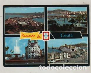 POSTAL RECUERDO DE CEUTA Nº 51 DE R, GONZALEZ (Postales - España - Ceuta Moderna (desde 1940))