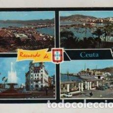 Postales: POSTAL RECUERDO DE CEUTA Nº 51 DE R, GONZALEZ. Lote 254168140
