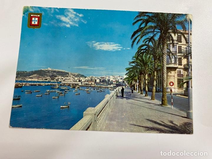 TARJETA POSTAL. CEUTA. Nº 4.- CALLE GENERAL FRANCO. EDICIONES FISA (Postales - España - Ceuta Moderna (desde 1940))