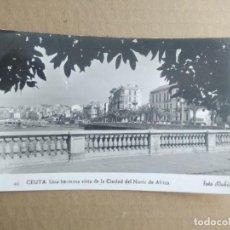 Postales: POSTAL CEUTA, FOTO RUBIO. Lote 255530590