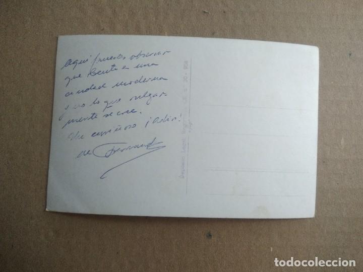 Postales: Postal ceuta, foto rubio - Foto 2 - 255530590