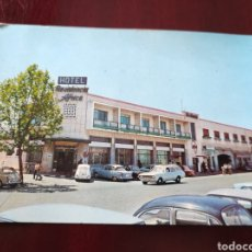 Postales: ANTIGUA TARJETA POSTAL HOTEL RESIDENCIA ÁFRICA - CEUTA. Lote 259711200