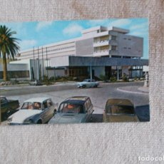 Postales: POSTAL GRAN HOTEL LA MURALLA-PARADOR DE CEUTA - AÑOS 60 - SIN CIRCULAR. Lote 259910370