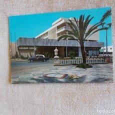 Postales: POSTAL DE CEUTA - GRAN HOTEL LA MURALLA - AÑOS 60 - CIRCULADA SIN SELLO. Lote 260590245