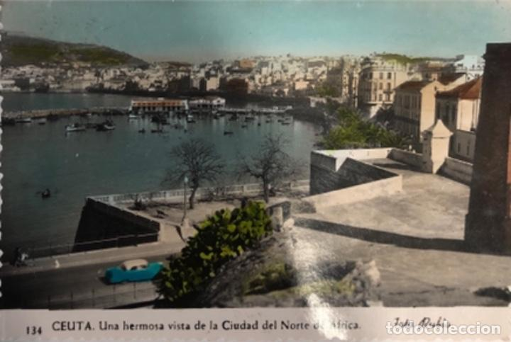 POSTAL DE CEUTA (Postales - España - Ceuta Moderna (desde 1940))