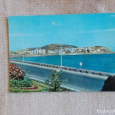 Postales: POSTAL DE CEUTA - AÑOS 70 - CARRETERA A MARRUECOS. Lote 262051345