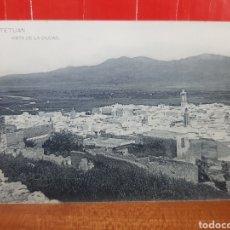 Postales: POSTAL ANTIGUA - TETUÁN VISTA DE LA CIUDAD AÑOS 20. Lote 264534529