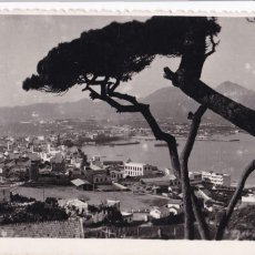 Postales: VISTA DE CEUTA. POSTAL FOTOGRAFICA CIRCULADA DE FOTO RUBIO. Lote 268150239