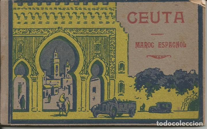 CEUTA (Postales - España - Ceuta Antigua (hasta 1939))