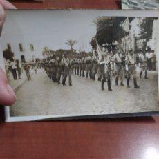 Cartoline: LEGIONARIOS DESFILANDO EN CEUTA.. Lote 275859838