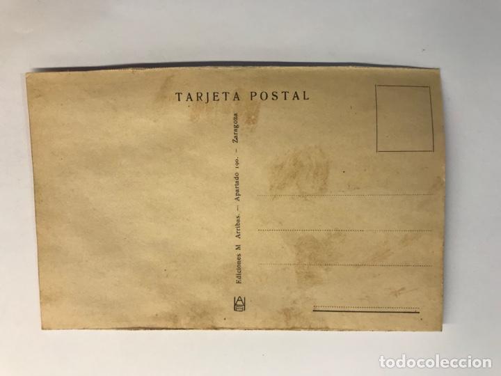 Postales: CEUTA. Postal No.3, Calle del Generalisimo Franco. Edic., M. Arribas (h.1940?) S/C - Foto 2 - 276752893
