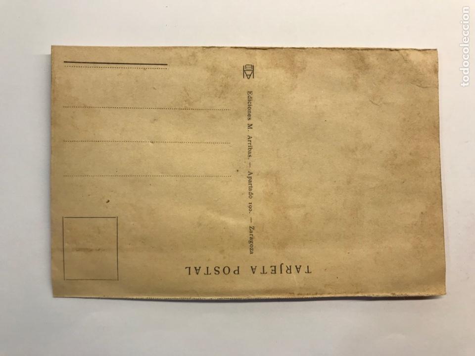 Postales: CEUTA. Postal No.7, Muelle del Comercio. Edic., M. Arribas (h.1940?) S/C - Foto 2 - 276753613