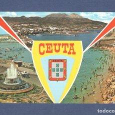 Postales: POSTAL CEUTA: Nº 34 BELLEZAS DE LA CIUDAD - ED LUIS CABELLO - SIN CIRCULAR. Lote 276767998