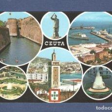 Postales: POSTAL CEUTA: Nº 59 BELLEZAS DE LA CIUDAD - ED LUIS CABELLO - SIN CIRCULAR. Lote 276768193