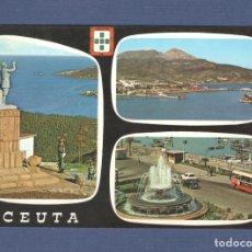Postales: POSTAL CEUTA: Nº 58 BELLEZAS DE LA CIUDAD - ED LUIS CABELLO - SIN CIRCULAR. Lote 276768198