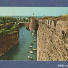 "Postales: POSTAL CEUTA: MURALLAS PORTUGUESAS ""FOSO DE S. FELIPE"" - ED. FARDI - SIN CIRCULAR. Lote 276923903"