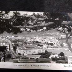 Postales: POSTAL * CEUTA , VISTA DESDE EL MONTE HACHO * FOTO RUBIO - AÑO 1959. Lote 277720838