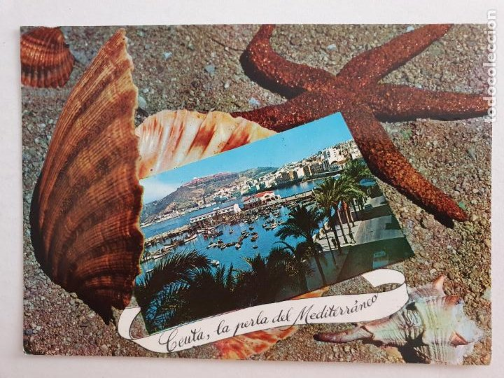 CEUTA - EL PUERTO - LAXC - P58016 (Postales - España - Ceuta Moderna (desde 1940))