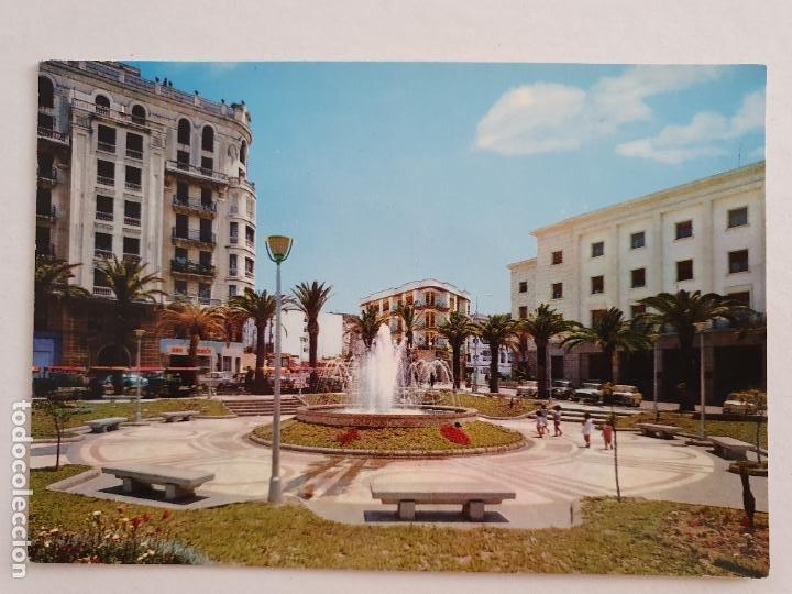 CEUTA - PLAZA DEL CAPITÁN RAMOS - LAXC - P58017 (Postales - España - Ceuta Moderna (desde 1940))